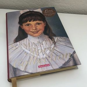American Girl - Samantha's Story Collection Book